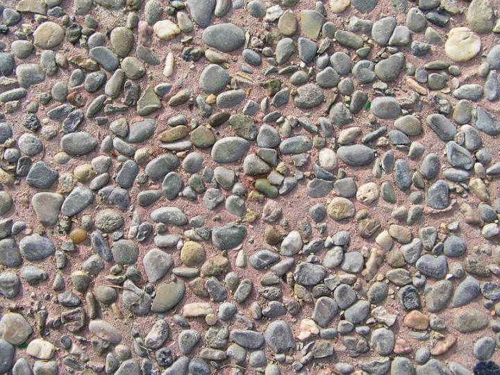 Paving pebble 012