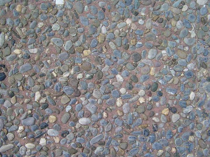 Paving pebble 015